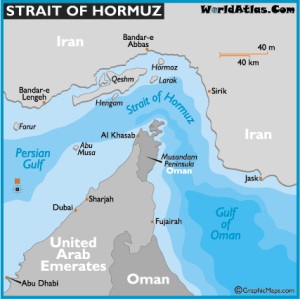 Straight of Hormuz
