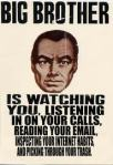 Big Brother is Watching, Listening, Reading, Inspecting...