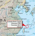 Senkaku-Diaoyu-Tiaoyu-Islands