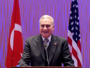 US Ambassador Francis Ricciardone