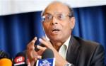 Tunisian President Moncef Marzouki