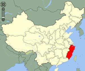China mobilization