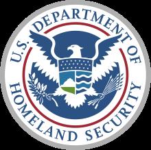 Dept of Homeland Security seal 1