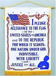 Pledge of Allegiance 3