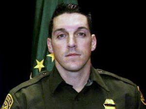 U.S. Border Patrol Agent Brian Kelly