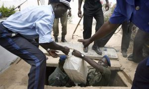 Guinea turns into a drug hot spot