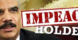 Impeach Holder