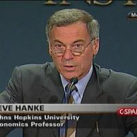 Steve Hanke