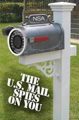 US Mail Spies On You