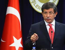 Ahmet Davutoglu, Turkish Minister of Foreign Affairs