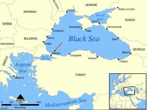 Bosphorus Strait