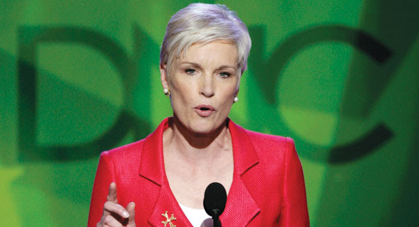 Cecile Richards, President of Planned Parenthood Action Fund