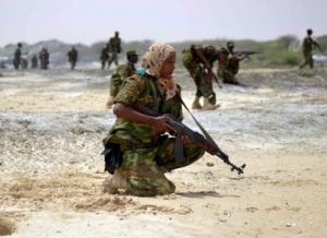 Somali comandos