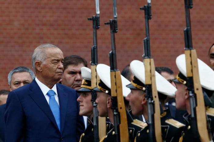 President Islam Karimov of Uzbekistan