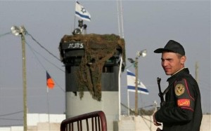 Egyptian and Israeli forces coordinate closely on their shared border.