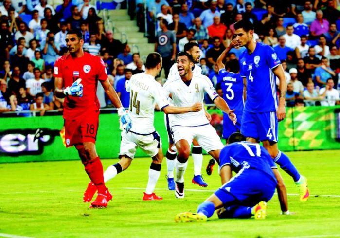 Israel vs Italy