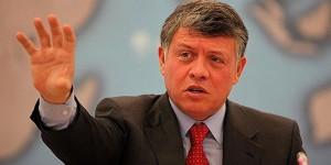 Jordan's absolute monarch King Abdullah