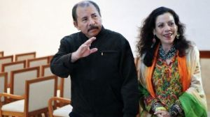 Nicaraguan first lady Rosario Murillo was named to be the running mate of her husband, Daniel Ortega