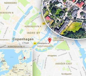 The shooting took place in Copenhagen at 2.15am