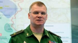 Maj. Gen. Igor Konashenkov