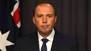Immigration and Border Protection Minister Peter Dutton