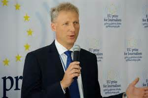Kestutis Jankauskas, the head of the European Union Monitoring Mission in Georgia