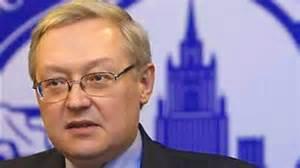 Russian Deputy Prime Minister Sergei Ryabkov